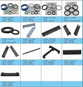 Forklift Parts Wear Plate Kit For Cascade  228782