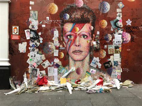 david bowie street art legend londonist