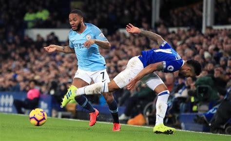 Manchester City Everton Live Video