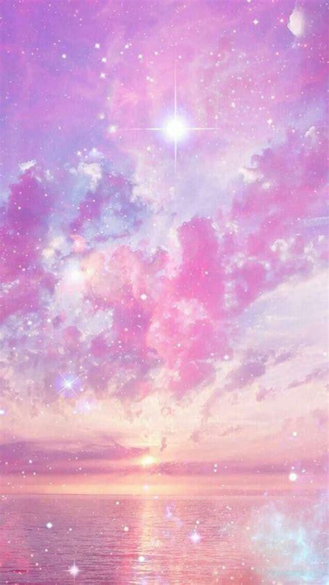 tumblr keren galaxy wallpaper pemandangan khayalan