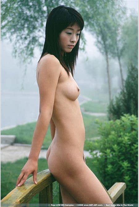 Wu Weiqui nude in 12 photos from Met-Art