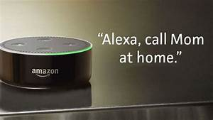 Amazon Alexa Hardware : echo devices can now call us canada and mexico numbers ~ Kayakingforconservation.com Haus und Dekorationen