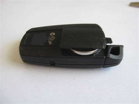 bmw key fob battery replacement guide
