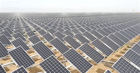 saudi arabia plans worlds largest solar power plant curbed
