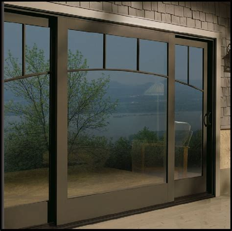 3 panel sliding glass patio doors www imgkid the