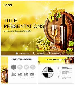 Wine Guide Keynote Templates