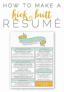 how to make resume stand out visually ways to make your With how to make resume stand out visually