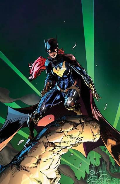 Batgirl Comics Comic Dc Batwoman Gargole Catwoman
