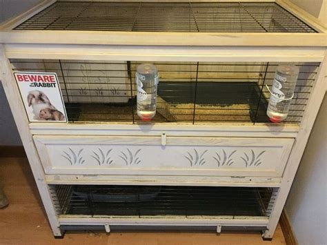 cottage rabbit hutch amended ad ferplast cottage rabbit hutch bunny