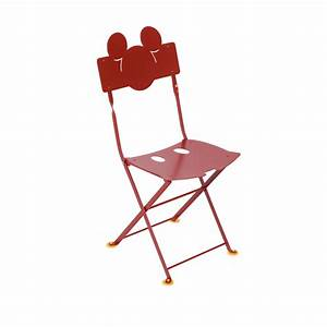 Chaise Bistro Enfant Mickey Mouse