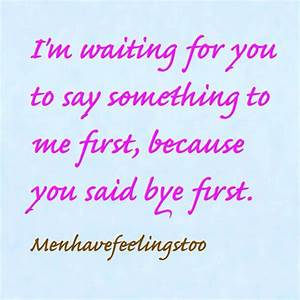 Im Waiting For You Quotes. QuotesGram