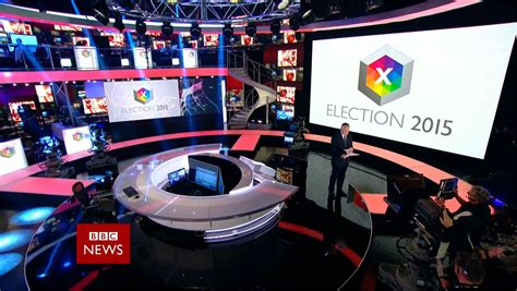 bbc election  broadcast set design gallery