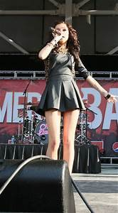 Cher Lloyd At Pepsi Summer Bash Sports Updates