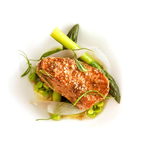 contemporary cuisine recipes sous vide salmon in the kitchen sink modernist cuisine