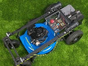 Make An Arduino C Lawn Mower