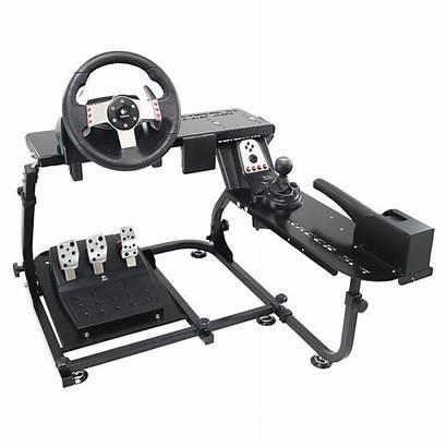 Racing Simulator Cockpit Sim Setup G27 Gaming