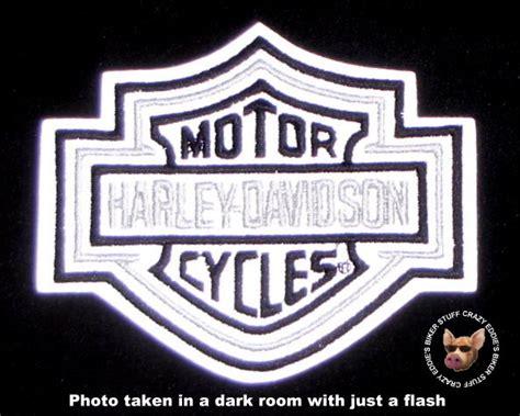 Harley Davidson Bar Shield Night Vision Patch ** Nip