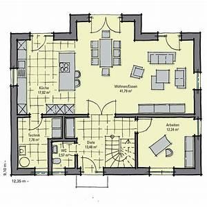 Grundriss Haus 200 Qm : einfamilienhaus kiefernallee exklusiver entwurf mit 3 giebel gussek haus ~ Watch28wear.com Haus und Dekorationen
