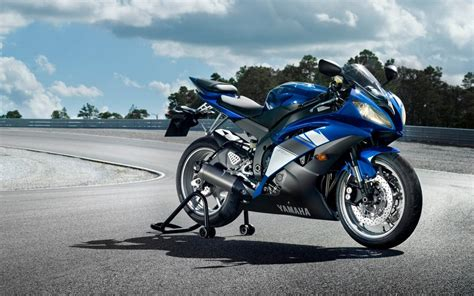 Gambar Motorsport Keren Yamaha R6