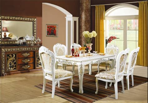 european style kitchen tables china hotel restaurant furniture sets luxury european