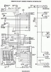 Radio Wiring Diagram For 1985 Chevy Truck