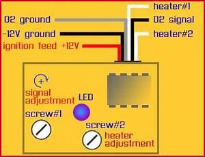 Magnum O2 Simulator Wiring Diagram