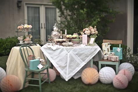ideas for bridal showers at home bridal shower tea celebrations at home