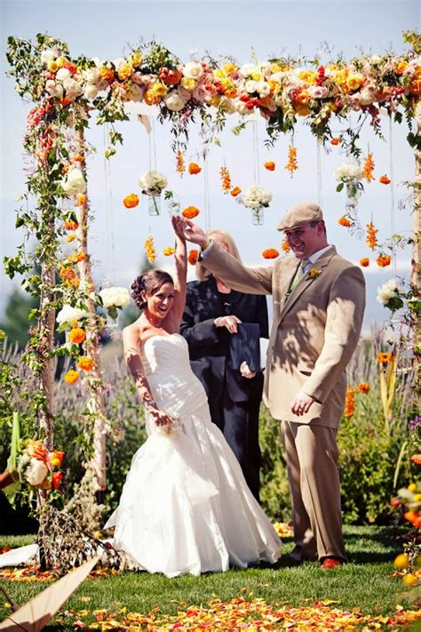 arch wedding memorable wedding wedding arches with flowers to delight
