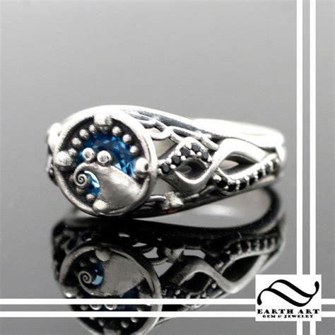 movie inspired engagement rings nightmare before christmas engagement ring