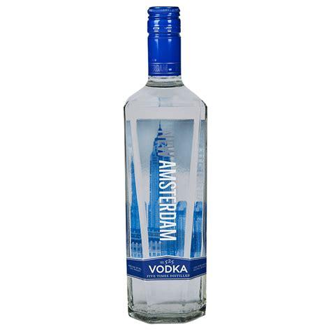 new amsterdam vodka new amsterdam vodka