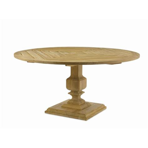 60 inch round outdoor dining table century d31 94 bunny williams outdoor litchfield 60 inch