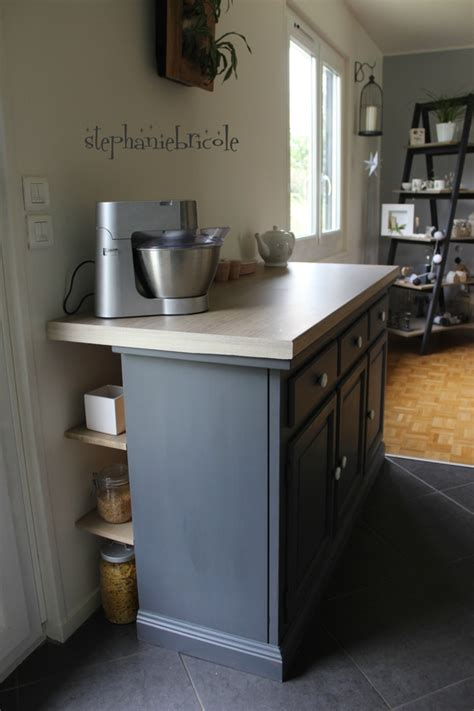 repeindre meuble cuisine des idées pour relooker des vieux meubles