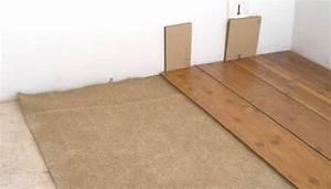 Isolation Sous Carrelage : isolation phonique sol sous carrelage perfect revetement ~ Melissatoandfro.com Idées de Décoration