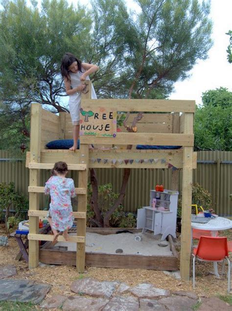 building bunk beds for kids woodworking projects plans