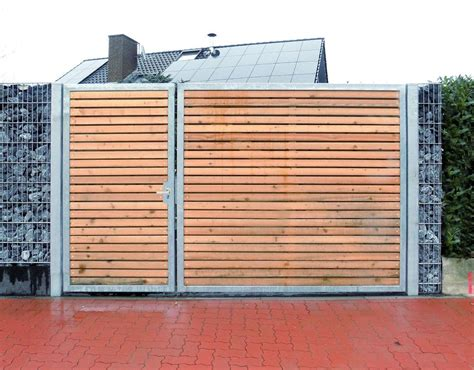 Tor Für Einfahrt by Einfahrtstor 300 X 180cm 2 Fl 252 Gelig Asymmetrisch Verzinkt