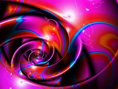 Fractals Abstract Swirls Spirals Wallpapers Swirl Desktop