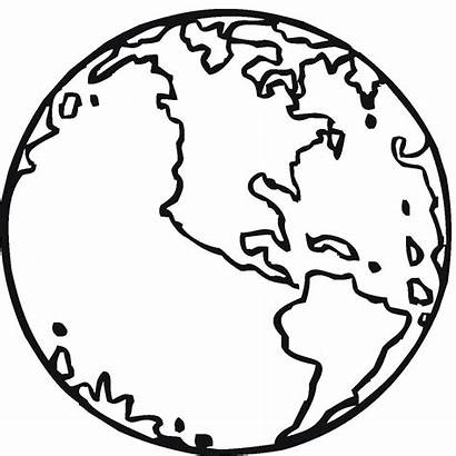 Earth Planet Coloring Pages Clipart Clipartbest Imagixs
