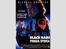 Black Rain pioggia sporca Film 1989