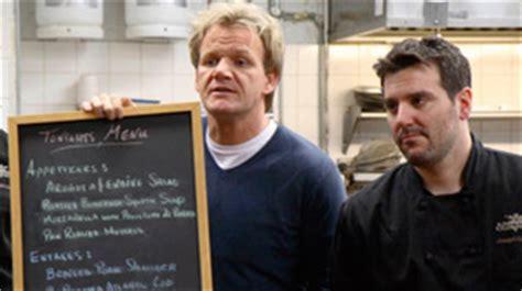 'kitchen Nightmares' Participant Joe Cerniglia Commits
