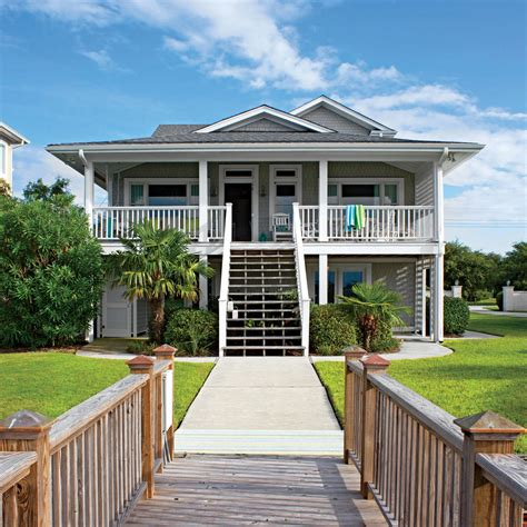 bold wrightsville beach house update coastal living