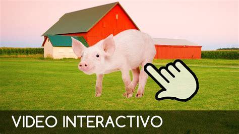 Choose a theme below to start the fun! ANIMALES DE LA GRANJA - Juego Interactivo y educativo para niños HechoxMama - YouTube