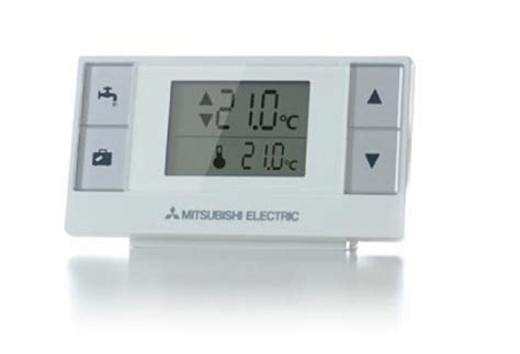 Mitsubishi Thermostat by Wireless And Thermostat Mitsubishi Electric Par