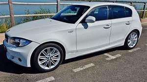 Serie 1 Blanche : bmw s rie 1 e87 120 da 177ch sport design car fever ~ Gottalentnigeria.com Avis de Voitures