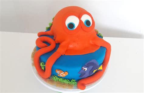 faire un gateau nemo dory hank facile univers cake