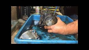 How To Rebuild Power Steering Gear Box Saginaw Part 1 Tear Down