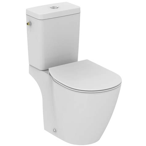 pack wc 224 poser sortie horizontale ideal standard