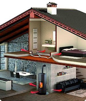 Mehrere Räume by Technologie Das Pellet Ofenstudio Bous