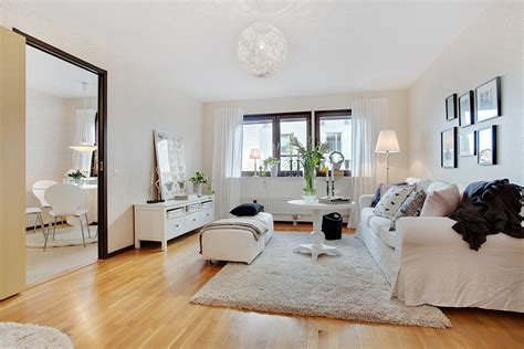 scandinavian home interior design scandinavian style pink and white apartment in sweden