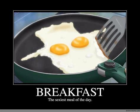 Breakfast Meme - breakfast anime meme com