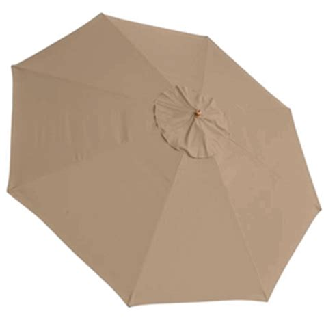13 ft patio market umbrella replacement canopy